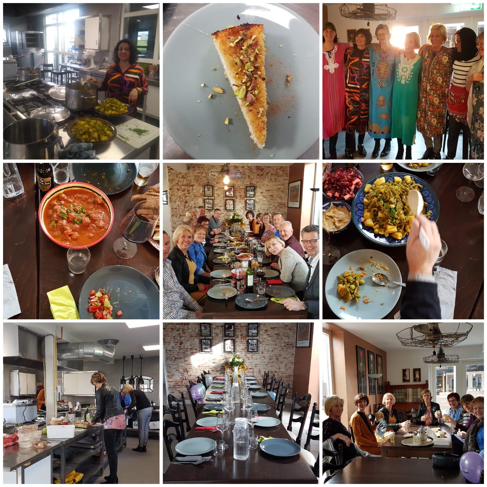 Workshop Marokkaans koken thumbnail