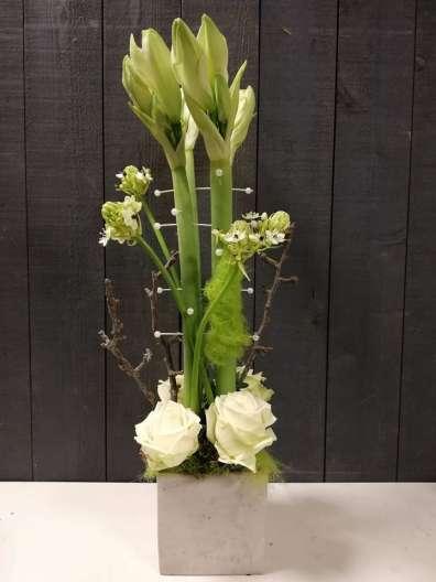 Creatief bloemschikken thumbnail