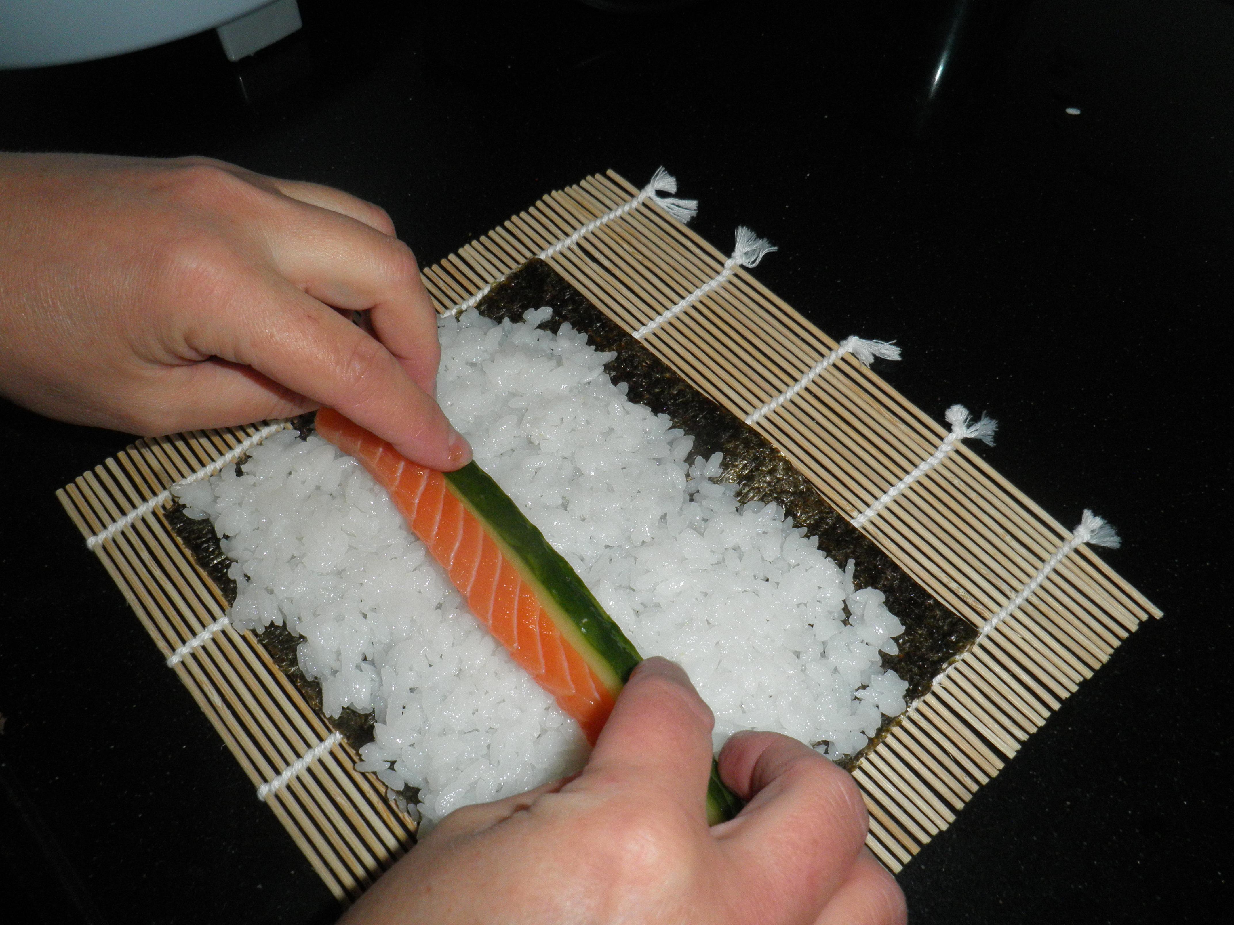 Sushi workshop @home - image 2