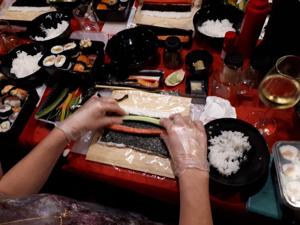 Sushi workshop - image 2