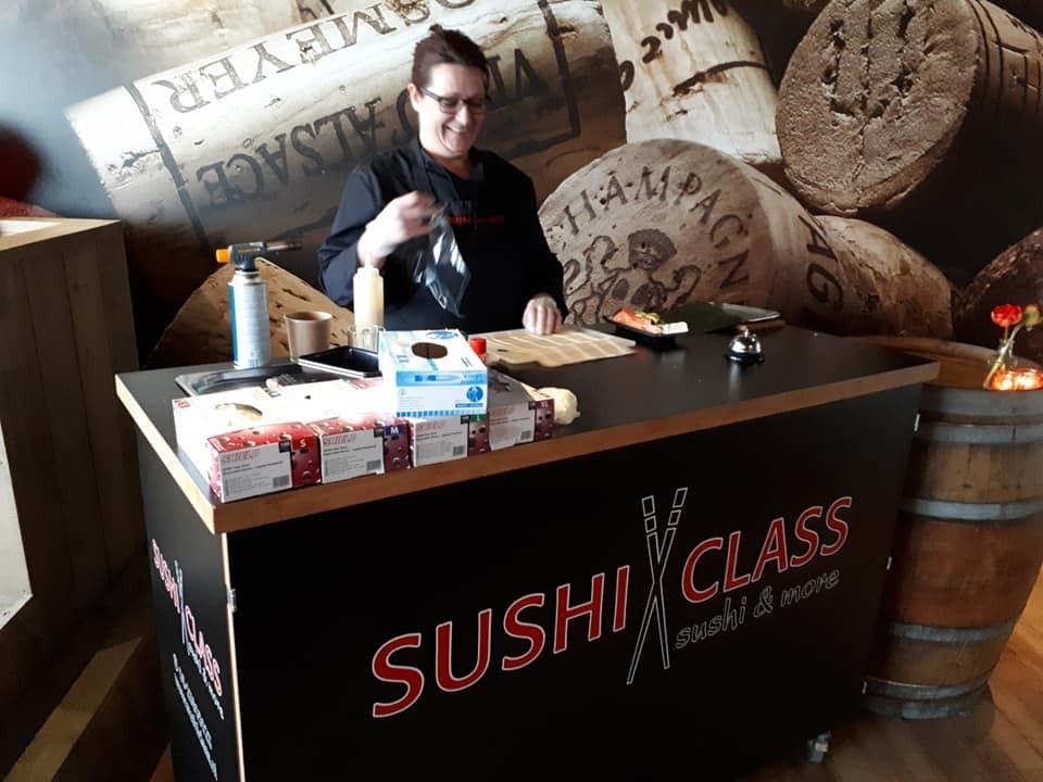 Sushi workshop - image 3